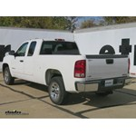 Trailer Hitch Installation - 2011 GMC Sierra - Curt
