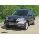 Trailer Hitch Installation - 2011 Honda CR-V - Draw-Tite
