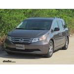 Trailer Hitch Installation - 2011 Honda Odyssey - Curt