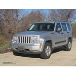 Trailer Hitch Installation - 2011 Jeep Liberty