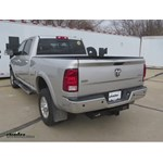Trailer Hitch Installation - 2011 Ram 3500 - Curt