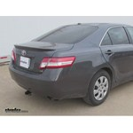 Trailer Hitch Installation - 2011 Toyota Camry - Draw-Tite