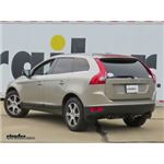 Trailer Hitch Installation - 2011 Volvo XC60 - Draw-Tite