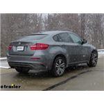 Curt Trailer Hitch Installation - 2012 BMW X6