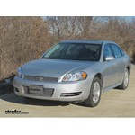 Trailer Hitch Installation - 2012 Chevrolet Impala - Curt