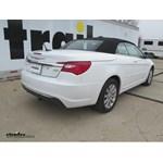 Trailer Hitch Installation - 2012 Chrysler 200 - Draw-Tite