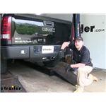 etrailer.com Trailer Hitch Installation - 2012 GMC Sierra