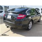 Trailer Hitch Installation - 2012 Honda Crosstour - Draw-Tite
