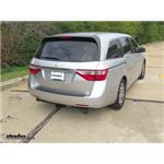 etrailer.com Trailer Hitch Installation - 2012 Honda Odyssey