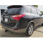 Trailer Hitch Installation - 2012 Hyundai Veracruz - Draw-Tite