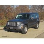 Trailer Hitch Installation - 2012 Jeep Liberty