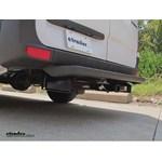 Trailer Hitch Installation - 2012 Mercedes-Benz Sprinter