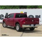 Trailer Hitch Installation - 2012 Ram 1500 - Draw-Tite