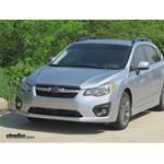 Trailer Hitch Installation - 2012 Subaru Impreza - Curt
