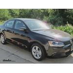 Trailer Hitch Installation - 2012 Volkswagen Jetta - Draw-Tite
