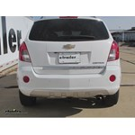 Trailer Hitch Installation - 2013 Chevrolet Captiva Sport - Draw-Tite