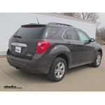 Trailer Hitch Installation - 2013 Chevrolet Equinox - Draw-Tite