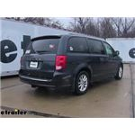 etrailer.com Trailer Hitch Installation - 2013 Dodge Grand Caravan