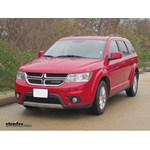 Trailer Hitch Installation - 2013 Dodge Journey - Draw-Tite