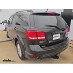 Trailer Hitch Installation - 2013 Dodge Journey - Curt