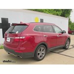 Trailer Hitch Installation - 2013 Hyundai Santa Fe - Draw-Tite