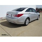 Trailer Hitch Installation - 2013 Hyundai Sonata - Curt