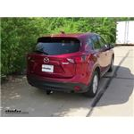 Trailer Hitch Installation - 2013 Mazda CX-5 - Draw-Tite
