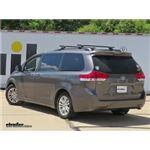 Trailer Hitch Installation - 2013 Toyota Sienna - EcoHitch