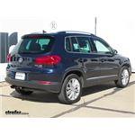 Trailer Hitch Installation - 2013 Volkswagen Tiguan - Draw-Tite