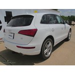 Trailer Hitch Installation - 2014 Audi Q5 - Curt