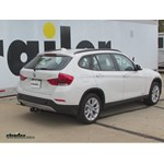 Trailer Hitch Installation - 2014 BMW X1 - Draw-Tite