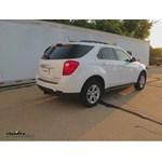 Trailer Hitch Installation - 2014 Chevrolet Equinox - Curt