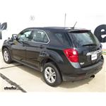 Trailer Hitch Installation - 2014 Chevrolet Equinox - Draw-Tite