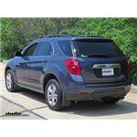 etrailer.com Trailer Hitch Installation - 2014 Chevrolet Equinox