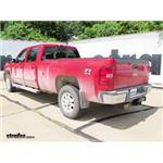 Trailer Hitch Installation - 2014 Chevrolet Silverado 3500 - Curt