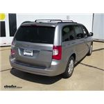 Trailer Hitch Installation - 2014 Chrysler Town and Country - Draw-Tite