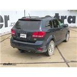 etrailer.com Trailer Hitch Installation - 2014 Dodge Journey