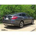 Trailer Hitch Installation - 2014 Honda Crosstour - Draw-Tite