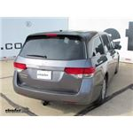 Trailer Hitch Installation - 2014 Honda Odyssey