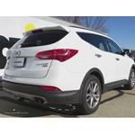 Trailer Hitch Installation - 2014 Hyundai Santa Fe - Draw-Tite