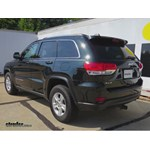 Trailer Hitch Installation - 2014 Jeep Grand Cherokee - Draw-Tite