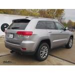 Trailer Hitch Installation - 2014 Jeep Grand Cherokee - Curt
