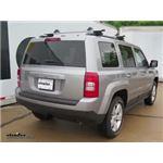 Trailer Hitch Installation - 2014 Jeep Patriot - Draw-Tite