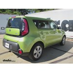 Trailer Hitch Installation - 2014 Kia Soul - Draw-Tite