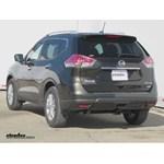 Trailer Hitch Installation - 2014 Nissan Rogue - Draw-Tite