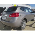 Trailer Hitch Installation - 2014 Nissan Rogue Select - Draw-Tite
