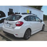 Trailer Hitch Installation - 2014 Subaru Impreza - Curt