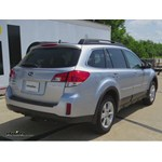 Trailer Hitch Installation - 2014 Subaru Outback Wagon