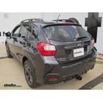 Trailer Hitch Installation - 2014 Subaru XV Crosstrek - Curt