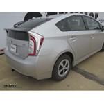 Trailer Hitch Installation - 2014 Toyota Prius - Curt